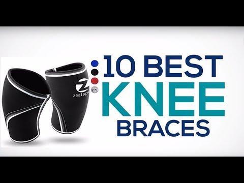 10 Best Knee Braces Reviews 2018