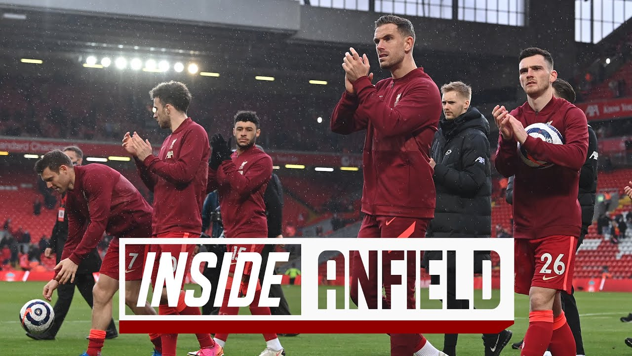 Download Inside Anfield: Unseen footage from the last day of the season   Liverpool vs Crystal Palace