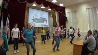 Танец СА ЮУИУиЭ и СПО