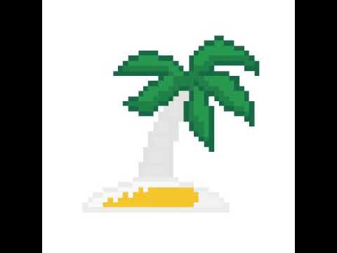 Pixel Palm Tree Youtube