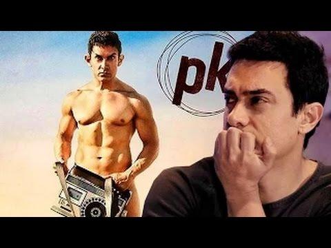 Aamir Khan Postponed Release Date of PK New Poster | Aamir Khan, Anushka Sharma