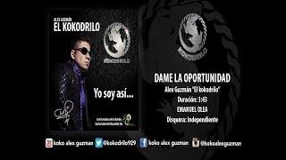 """Dame la Oportunidad - Alex Guzman """"El Kokodrilo"""""""