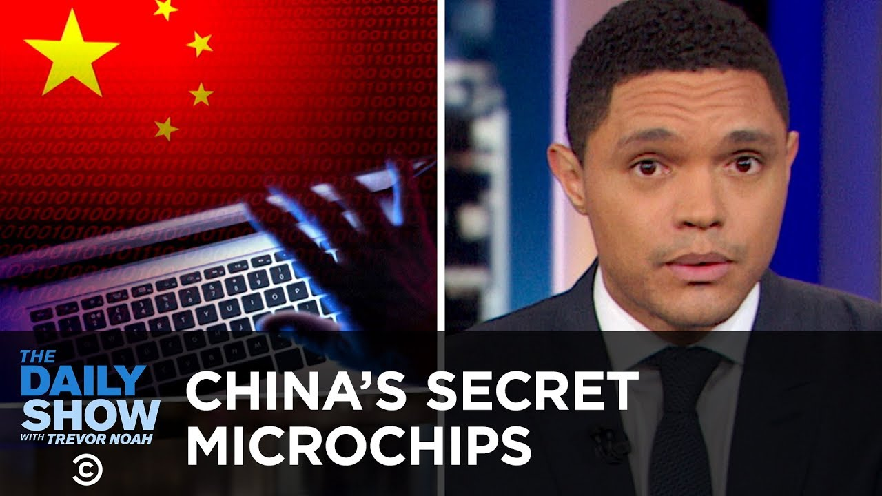 China Puts Microchips Into U.S. Hardware & Chick-fil-A Unveils a Birthday Surprise | The Daily S