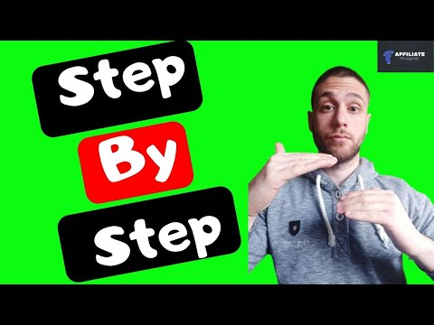 Affiliate Marketing Tutorial For Beginners (Step By Step 2020) thumbnail