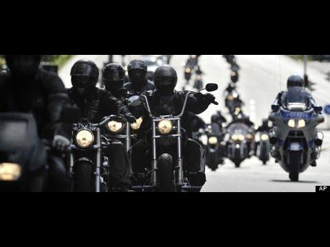 ✩ Motorcycle Documentary  Biker on Road CLub MC ✩