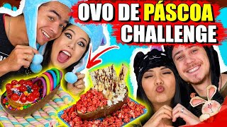 OVO DE PÁSCOA CHALLENGE - BATALHA ENTRE CASAIS | Blog das irmãs thumbnail