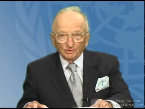 Ben Ferencz on the Evolution of International Criminal Law (part III)