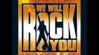 No One But You, We Will Rock You The Musical  Karaoke