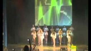Tequila Dance Studio.Отчетный концерт 24.04.2011.Lady Style(