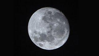 Bulan Itu Indah, Tutorial Motret Bulan