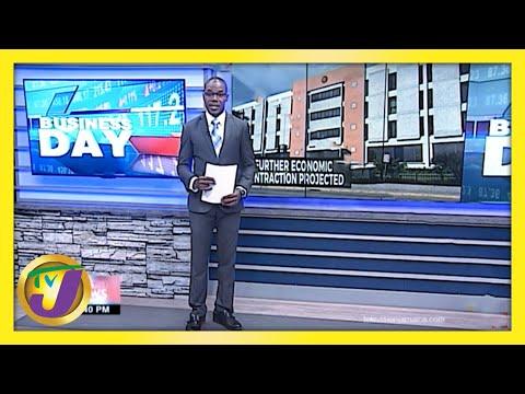 Economic Contraction Projected in Jamaica's Economy   TVJ News