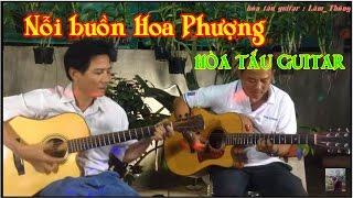 Nỗi Buồn Hoa Phượng * hòa tấu guitar : Lâm_Thông *TG Thanh Sơn