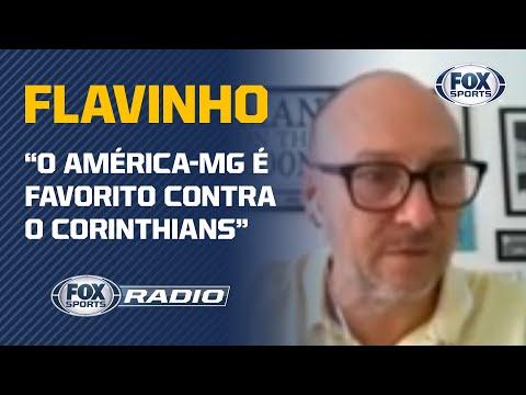 CORINTHIANS É 'TIME FRACO'? COMENTARISTA APONTA AMÉRICA-MG COMO FAVORITO NA COPA DO BRASIL