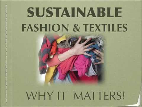 The dilemma of textile waste