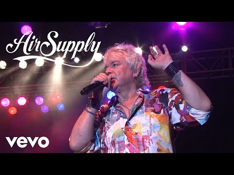 Air Supply  All Out Of Love  in Hong Kong