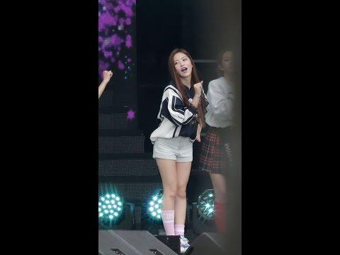 150912 상암 레드벨벳(Red Velvet) - Gee 예리 직캠