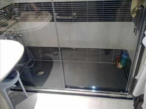 Cambiar ba era por plato de ducha ejemplos reales en for Cambiar vastago de ducha