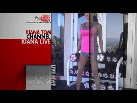 Fit Mom TV LIVE Online Fitness Classes - Workout like a mother