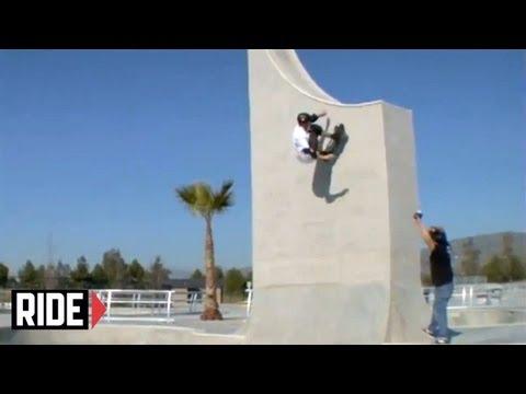 Tony Hawk, Steve Caballero, Steve Alba and More Skate San Jose Semi Secret Session