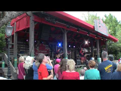 Final Day for Off Kilter 2:30p Perfomance at Epcot (2014)