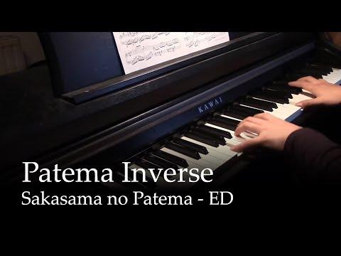 Patema Inverse - Sakasama no Patema ED [piano]