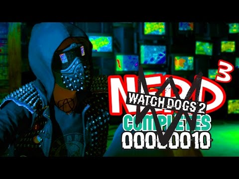 Nerd³ Completes... Watch Dogs 2 - 2 - We Are DedSec