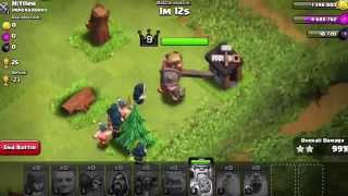GJ: Clash of Clans | Road to Max TH 8 | GoWipe RAID!