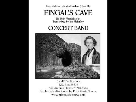 Fingals Cave score