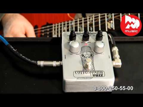 Гитарный эффект rocktron cottonmouth fuze