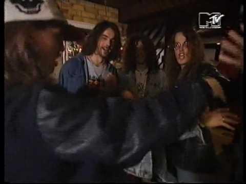 Little Angels on MTV'S HeadBangers Ball 1992