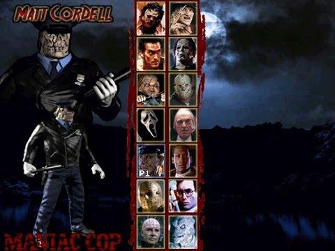 09 Matt Cordell Terrordrome Modo Historia