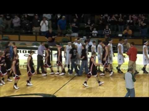 Muleshoe Mules vs Eastland Basketball Regional Semifinal 2011