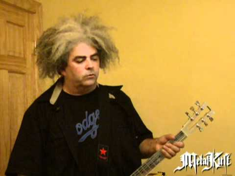 Melvins Lesson: King Buzzo on Co-Producing Houdini with Kurt Cobain