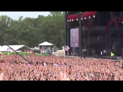 M.A.A.D City - Kendrick Lamar @ Bonnaroo 2013