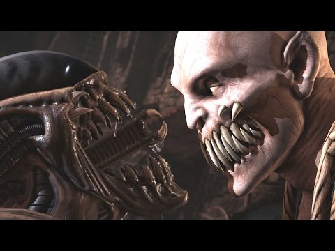 Mortal Kombat XL - All Fatalities/Stage Fatalities on Baraka (Including Kombat Pack 2)