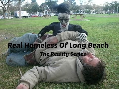 Real Homeless Of Long Beach Web Series Number 001