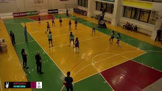 Volleyball Armenian Championship 2019 (Women) Day 2
