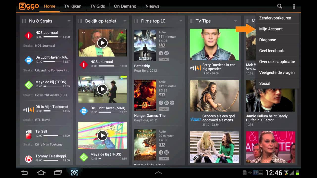 how to add foxtel go apps to samsung tv