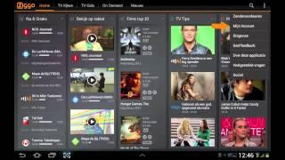 Installatie Ziggo TV App