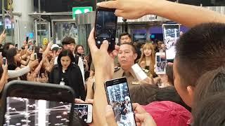 ส่ง ลิซ่า BLACKPINK กลับ KOREA || 14-08-18