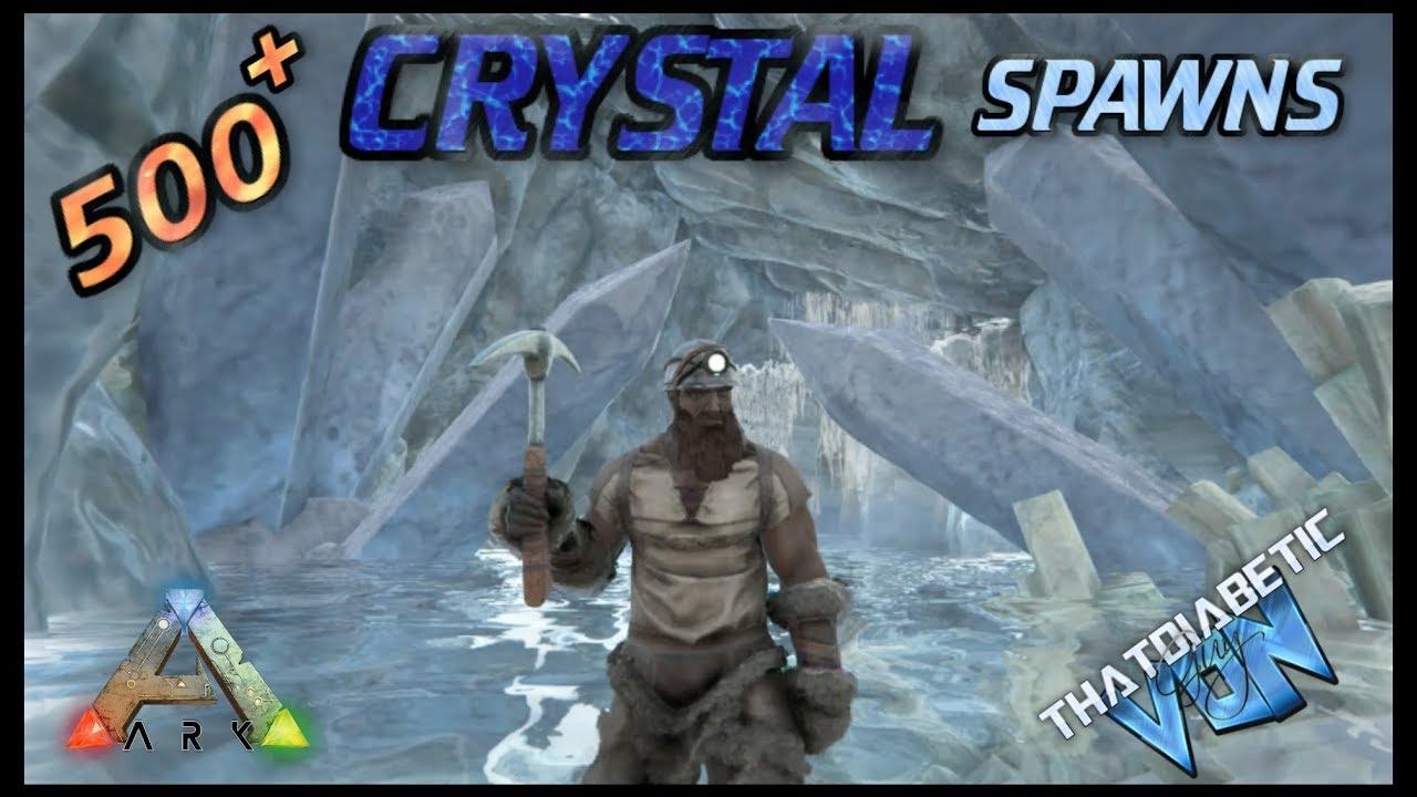 Crystal ragnarok