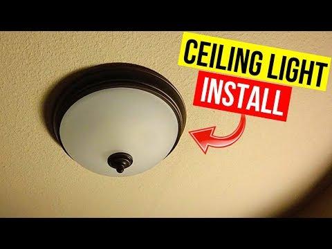 how-to-install-ceiling-mount-light-fixture--jonny-diy