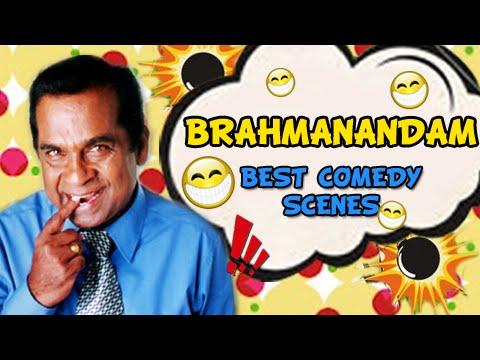 Brahmanandam Most Hilarious Comedy Scene – Mardaangi (Pourus…