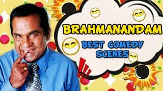 Brahmanandam Most Hilarious Comedy Scene - Mardaangi (Pourusham) Movie