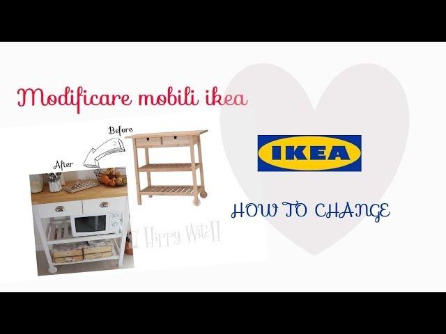 Dipingere I Mobili Dell Ikea Si Puo Video