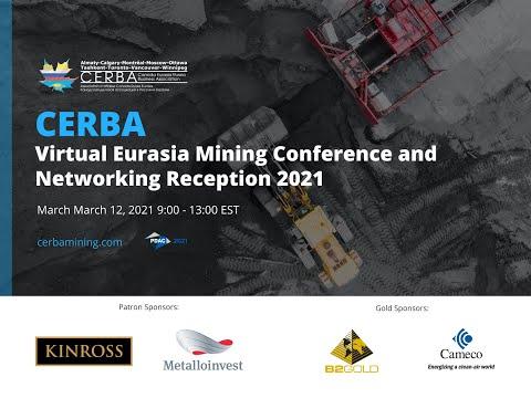 CERBA Eurasia Mining Conference 2021