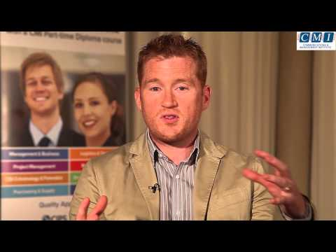 Marketing, Public Relations, Advertising & Sales Diploma courses Dublin -- CMI - Adrian McGreevy