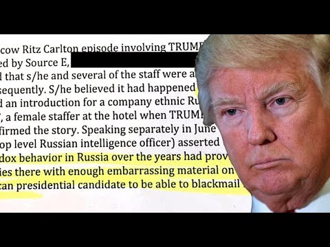 More & More of Trump Blackmail Dossier Turns Out to Be True