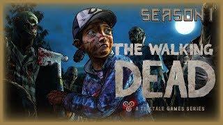 ХОДЯЧИЕ МЕРТВЕЦЫ ИГРА (ЭПИЗОД 2) ►ПРОХОЖДЕНИЕ THE WALKING DEAD: THE GAME. SEASON 1 #2