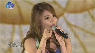 【TVPP】Ailee - I will show you, 에일리 - 보여줄게 @ Korea Music Festival in Sokcho Live